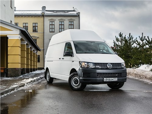 Volkswagen Transporter 2015 Опытный сотрудник
