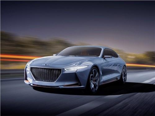 Hyundai Genesis New York Concept 2016 В средний класс