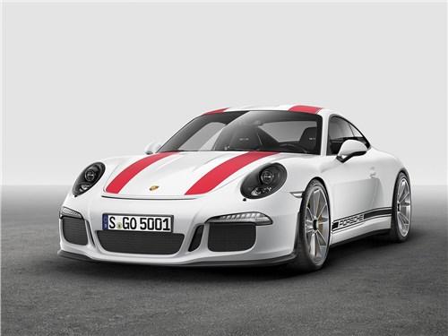 Porsche 911 R 2017 Легкой поступью