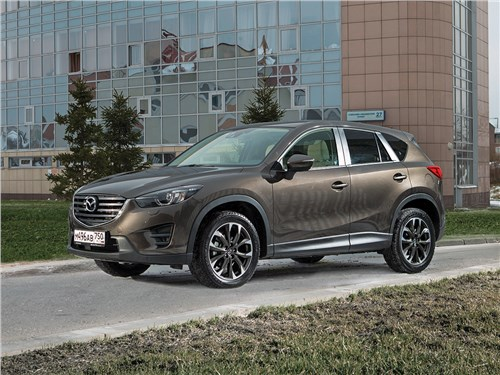 Mazda CX-5 - mazda cx-5 2015 программа максимум