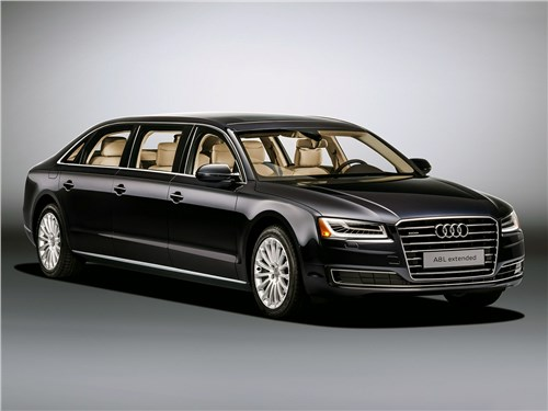 Audi A8 L Extended (седан)