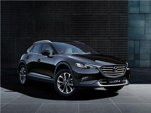 Mazda CX-4 2017 Полку прибыло