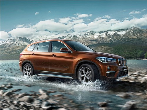 Новый BMW X1 - BMW X1 Long Wheelbase 2017 Дорога в лимузины?