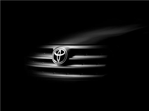 Новость про Toyota - В январе продажи Toyota в РФ просели более чем на треть