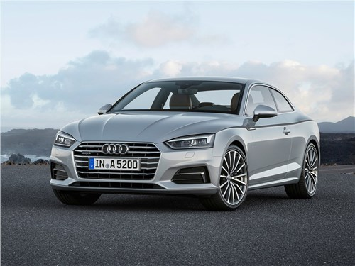 Audi A5 <br />(хэтчбек 5-дв.)