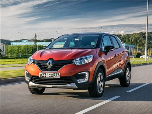 Renault Kaptur <br />(универсал 5-дв.)
