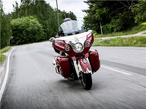 Indian Roadmaster. Три миллиона за два колеса