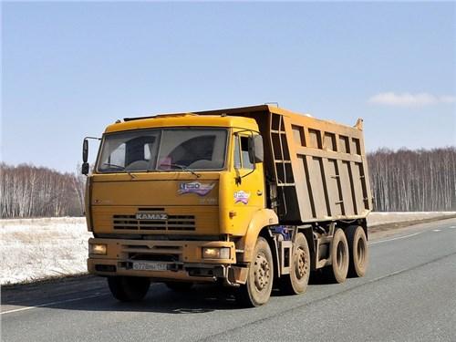 KamAZ в январе возглавил «тройку» лидеров рынка грузовых автомобилей