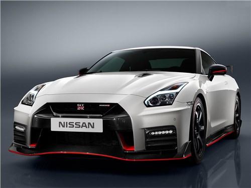 Новый Nissan GT-R NISMO - Nissan GTR Nismo 2017 Гонщик