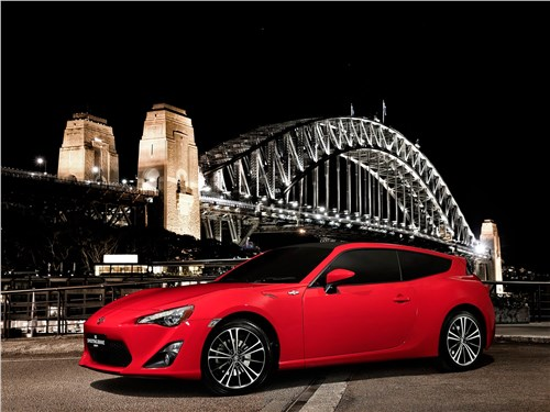 Toyota 86 Shooting Brake Concept 2016 Аристократический дух