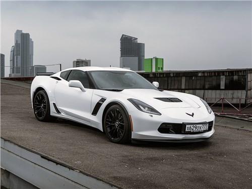 Chevrolet Corvette - chevrolet corvette z06 2015 к взлету готов