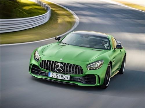 Mercedes-Benz AMG GT R <br />(купе)