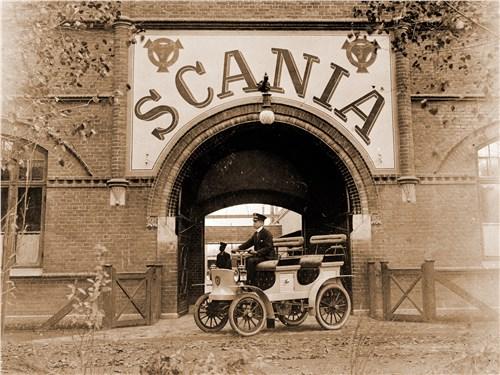 Scania. Шведский долгожитель