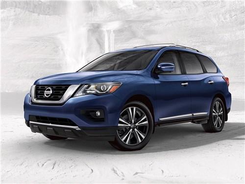 Новый Nissan Pathfinder - Nissan Pathfinder 2017 Изящество и эффективность
