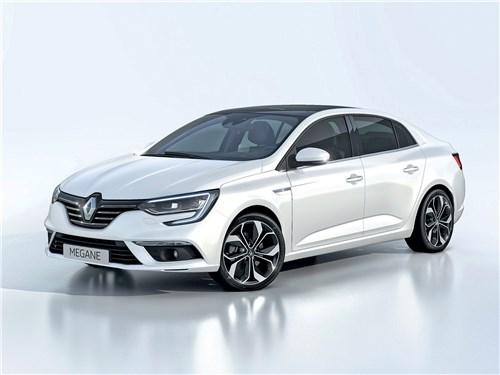 Новый Renault Megane - Renault Megane 2016 Возвращение в семью
