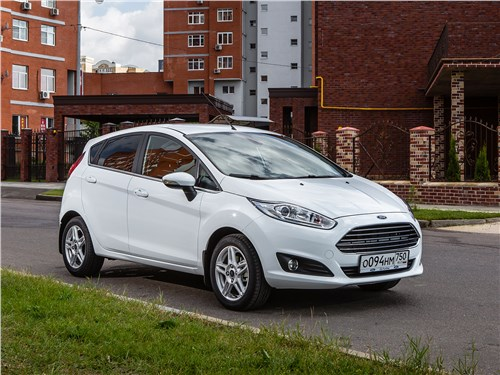 Ford Fiesta - ford fiesta sedan 2015 миссия выполнена