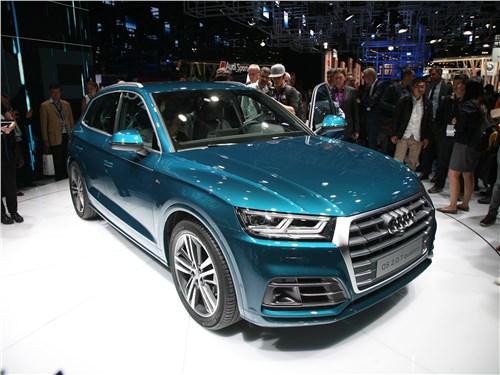 Audi Q5 (универсал 5-дв.)