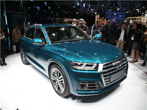 Audi Q5 <br />(универсал 5-дв.)