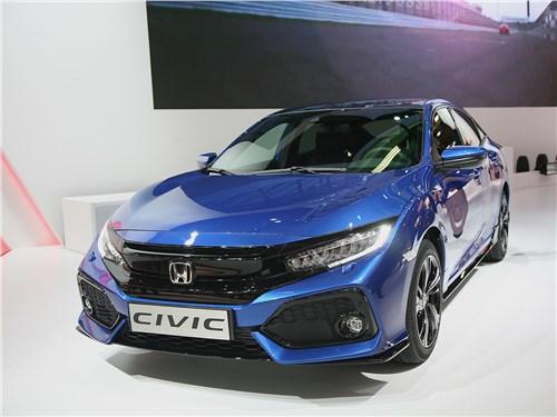 Honda Civic 2017 Многообразие «Цивиков»