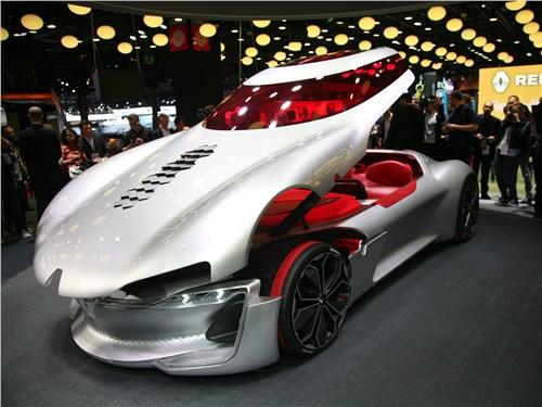 Предпросмотр renault trezor concept 2016 фантазия на тему renault