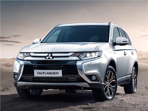 Mitsubishi анонсировала появление нового Outlander в России