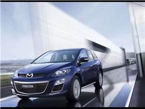 Заморский гость CX-7 - Mazda CX-7