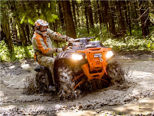 Polaris Sportsman XP 1000 High Lifter Edition Болотоходец