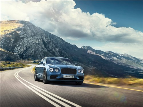 Bentley Flying Spur (седан 4-дв.)