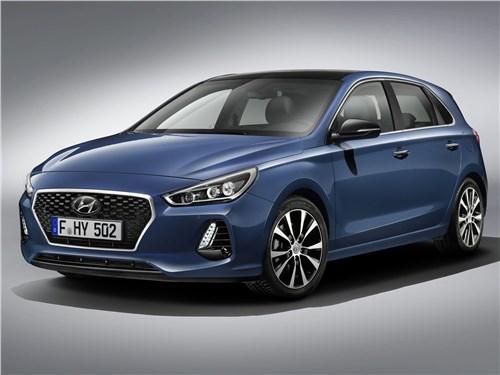 Новый Hyundai I30 - Hyundai i30 2017 К порядку!
