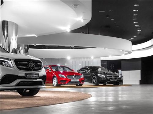 Шоурум Mercedes. Новый подход к продажам
