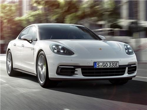 Porsche Panamera 4 E-Hybrid (хэтчбек 5-дв.)