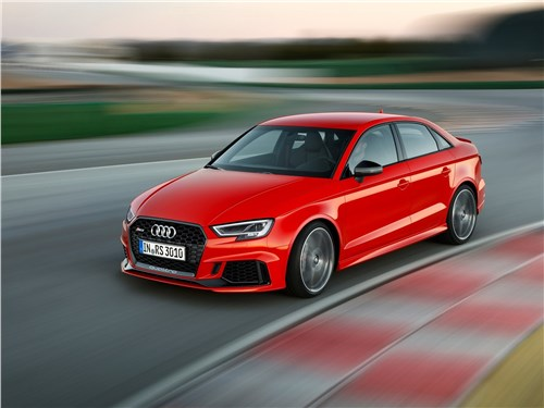 Audi RS3 (седан 4-дв.)