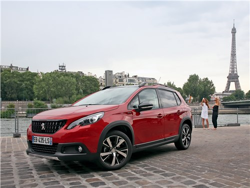 Peugeot 2008 - peugeot 2008 2017 выбор эстетов