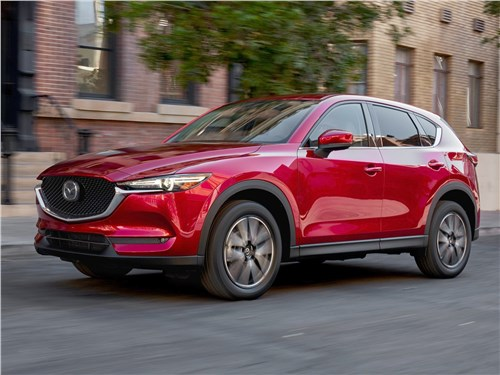 Новый Mazda CX-5 - Mazda CX-5 2017 Любимец публики
