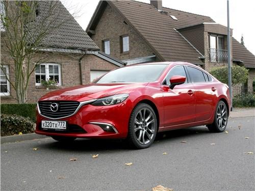 Mazda 6 - mazda 6 2016 нотная грамота