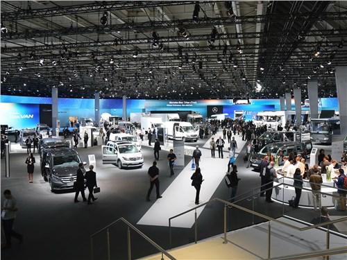 Международный автосалон коммерческих автомобилей в Ганновере 2016 Заглянули в завтра