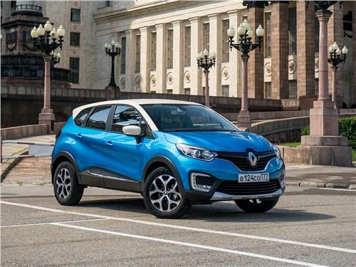 Renault Kaptur - renault kaptur 2016 умом и сердцем