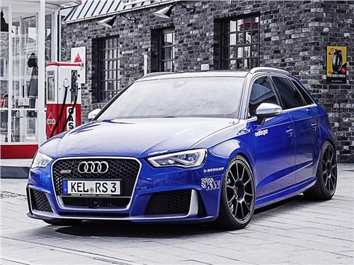 Тюнинг Audi. Обзор за февраль 2017