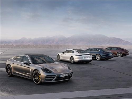 Porsche Panamera - porsche panamera 2017 сосчитай до десяти