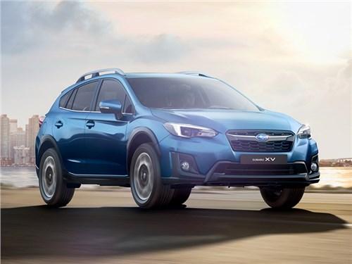 Премьера кроссовера Subaru XV