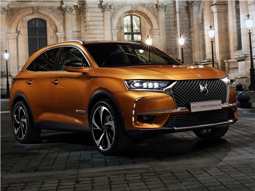 DS 7 Crossback (универсал 5-дв.)