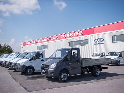 Группа ГАЗ планирует наладить сборку в Турции и Иране