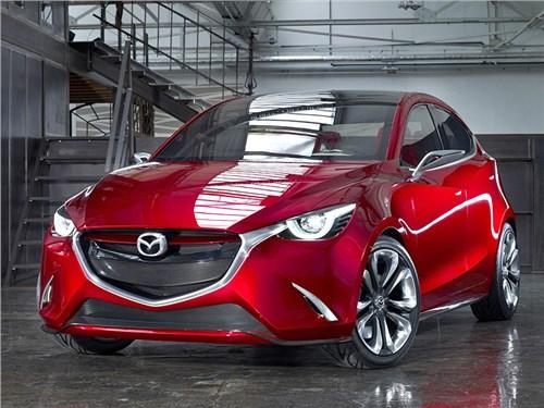 Новость про Mazda - Mazda Hazumi Concept 2017