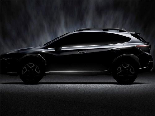 Новый Subaru XV - Subaru XV 2018 Прозрачный намек