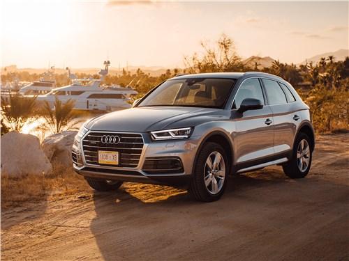 Audi Q5 - audi q5 2017 задать жару