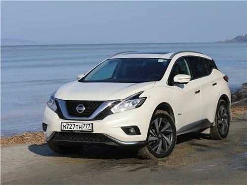 Nissan Murano - nissan murano 2015 островитянин