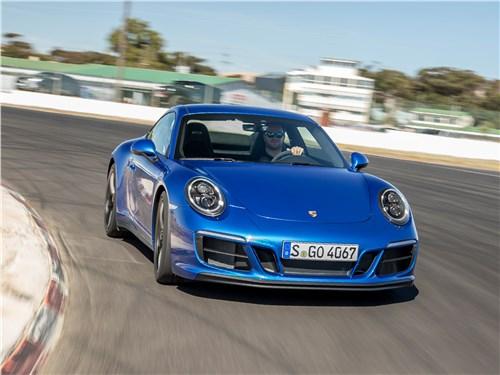 Porsche 911 Carrera GTS - porsche 911 gts 2018 въехать в рай