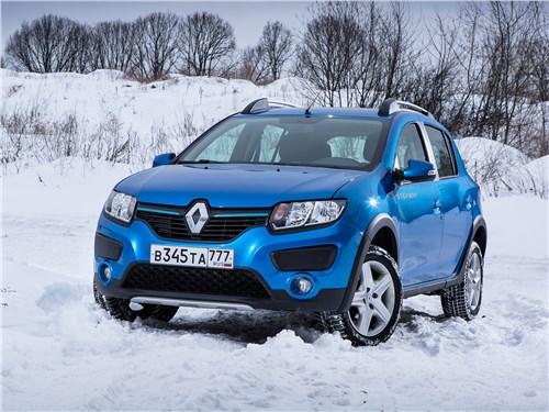 Renault Sandero Stepway - renault sandero stepway 2015 всеобщий любимец