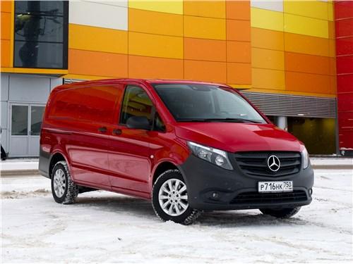 Mercedes-Benz Vito - mercedes-benz vito 2015 выигрышная комбинация