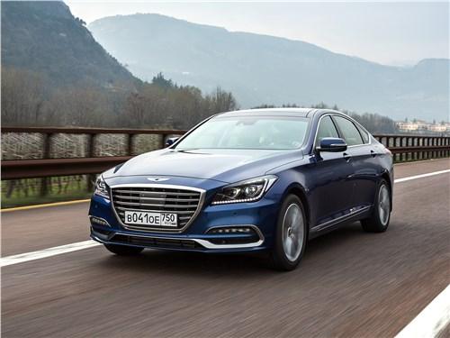 Hyundai Genesis <br />(седан 4-дв.)